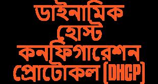 ডাইনামিক হোস্ট কনফিগারেশন প্রোটোকল (DHCP)