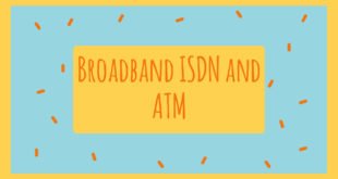 Broadband ISDN and ATM
